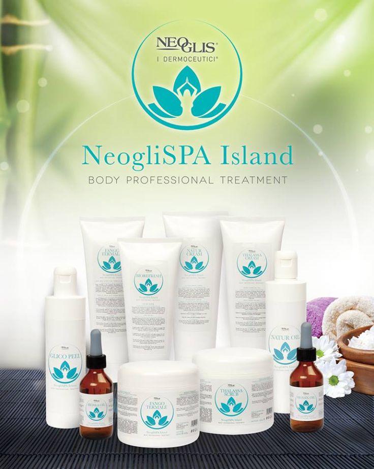 Neoglis presenta NeoglisSPA Island! Body Professional Treatment! Per info contattateci allo 0734 840806!