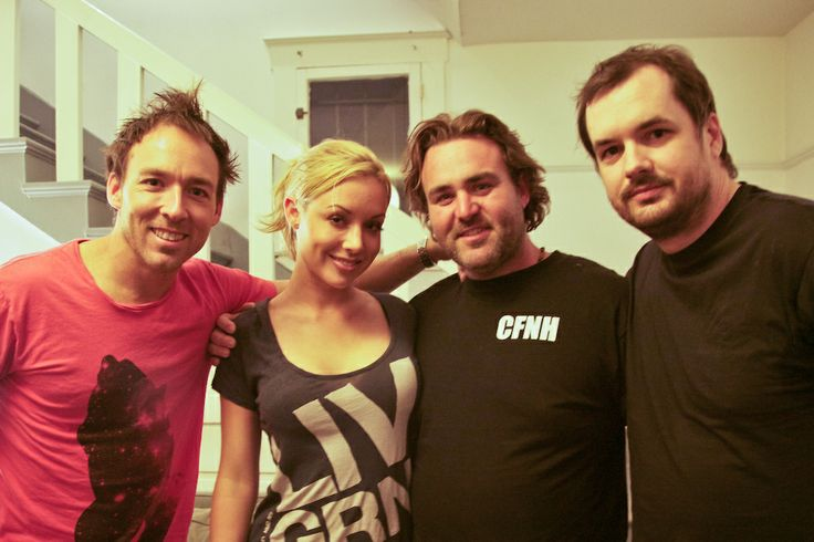 """New Picture about Kayden Kross with Fans. Pint It and """"Like"""""""