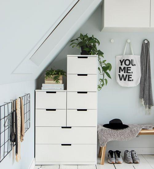 163 beste afbeeldingen over in en om het huis op pinterest veranda 39 s ikea hacks en tvs - Lay outs slaapkamer onder het dak ...