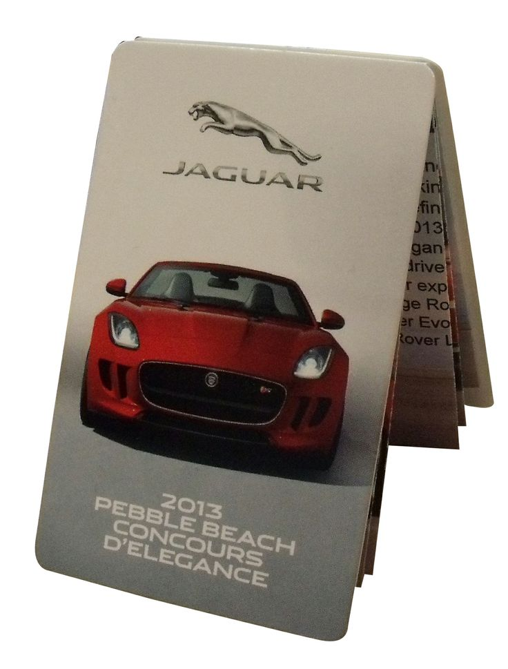 Jaguar Land Rover - 2013  A guide to new vehicles & test driving