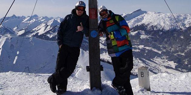 Skiurlaub Silvester Kleinwalsertal