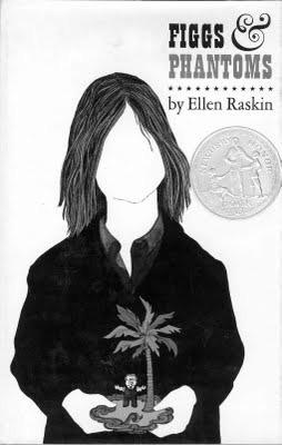 Figgs & Phantoms, by Ellen Raskin