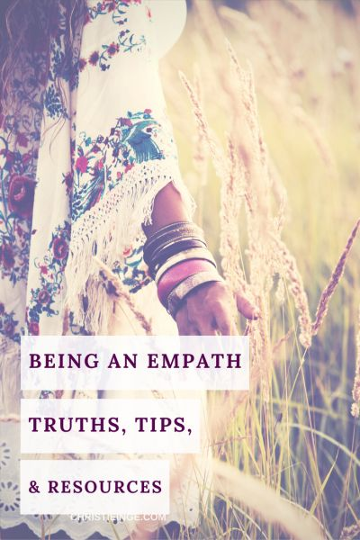 Being an empath and dating
