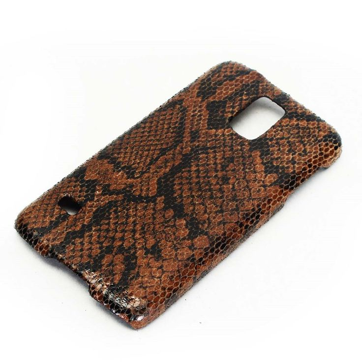 #Brown #Snake Print #Mobile #Cover Online at Best Price Rs.1,499/-