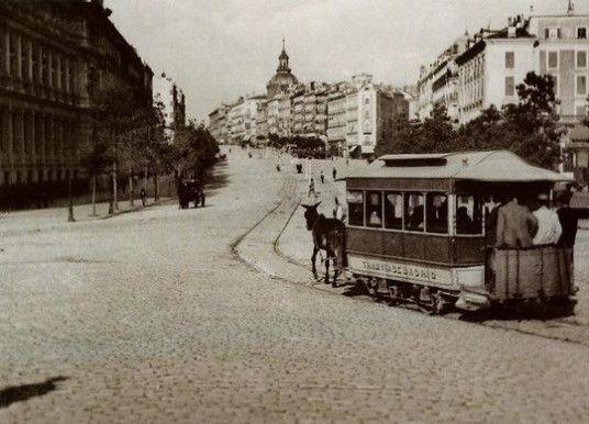 Un paseo por el Madrid de 1902