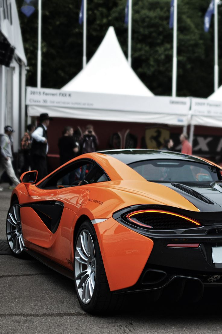 On eof my favourite cars,  the Mclaren sports series/570s (n 540c)