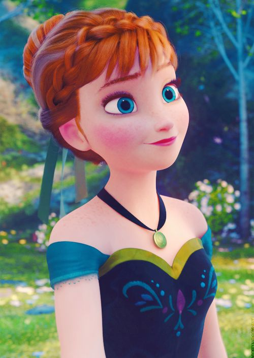 Princess anna from disney 39 s frozen is officially my new favorite disney princess and character - Frozen anna disney ...
