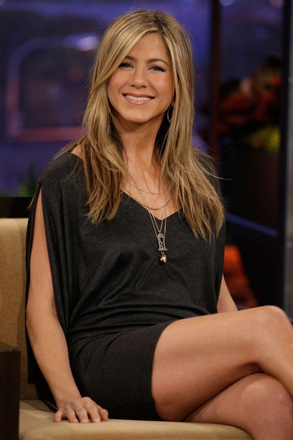 Jennifer Aniston, perfect in every way!! <3 her