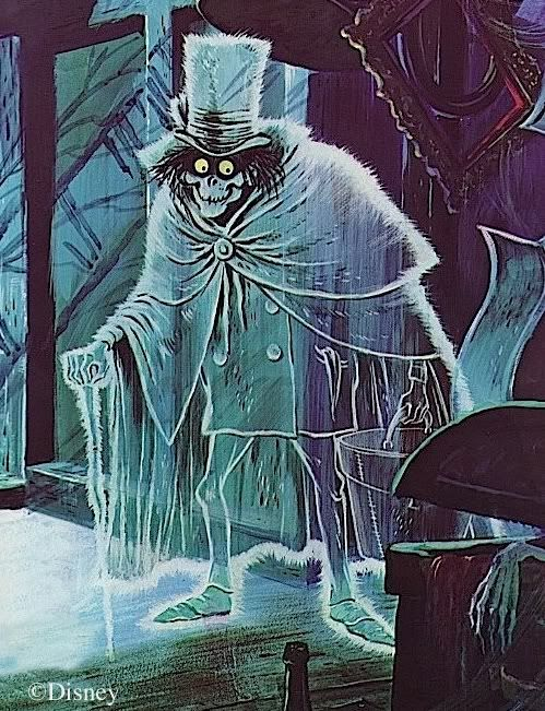Hatbox Ghost- loved it when I was young and still do.