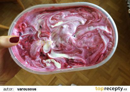 Domácí ovocná zmrzlina recept - TopRecepty.cz