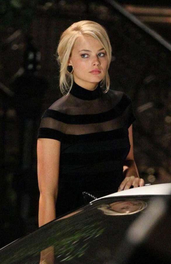 Stunning Hollywood Margot Robbie