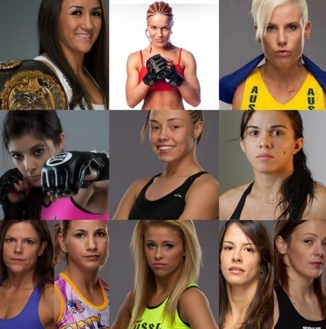 THe Ultimate Figher 20 Strawweight division! Season premiere Sept 10th (ma birfday!) ;)