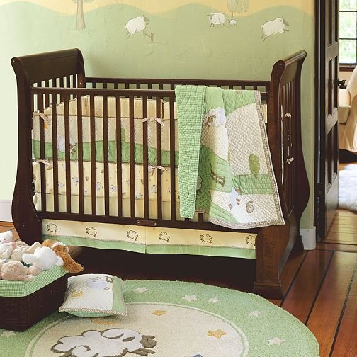 Little Lamb Nursery Bedding Thenurseries