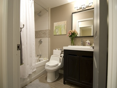 Work Done By Mapleleaf Electric Inc On HGTVu0027s Income Property. Simple BathroomBathroom  IdeasIncome ...