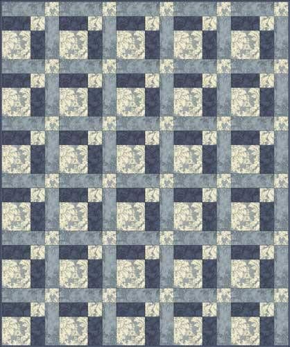 Image detail for -Easy Quilt Patterns - Easy Hopscotch Quilt Pattern