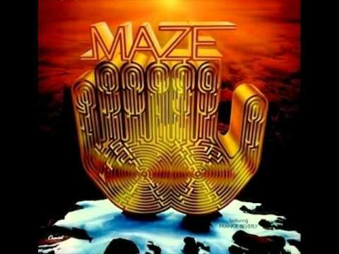 FRANKIE BEVERLY & MAZE * After The Morning After...check ya stock!