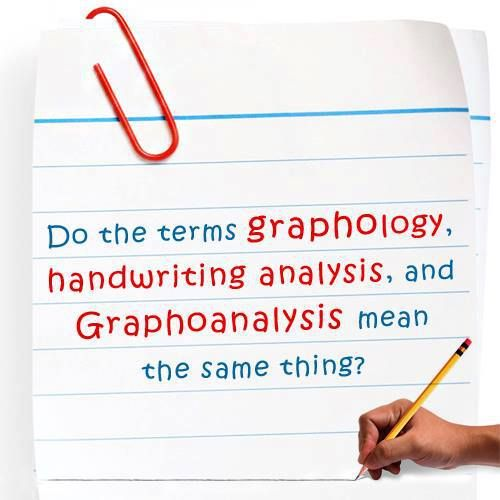 Best GraphologyHandwriting Analysis Images On