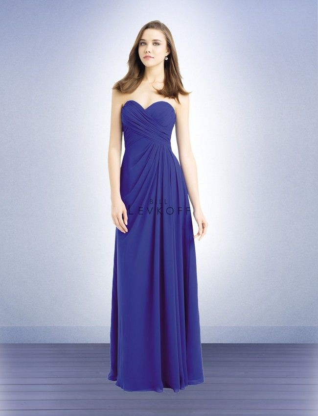 30 best Bill Levkoff Bridesmaid Dresses images on Pinterest ...