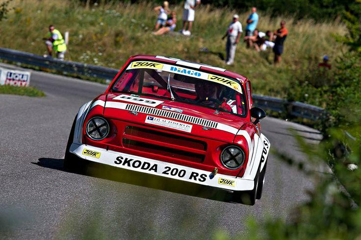 Skoda RS 180/200 チェコ