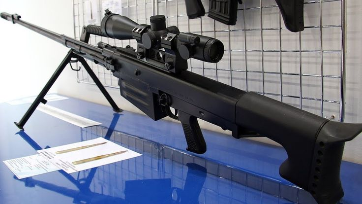 Russian OSV-96 Anti Materiel Rifle Start Production in Vietnam