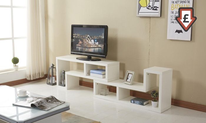 Yakoe Modern Style Tv Cabinet Description Consisting Of Two L