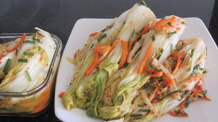 Cách muối Kim Chi dòn ngon 김치 Острая корейская капуста Кимчи видео рецеп...