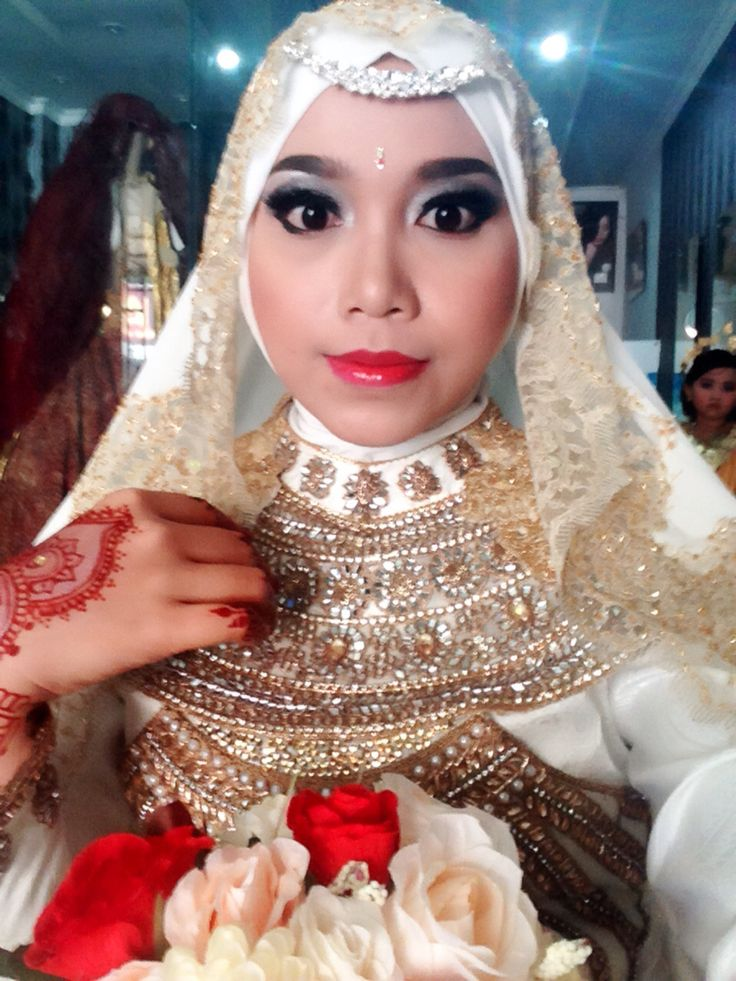 The Day!! 3 Juni 1015  Salon: Rumah Pengantin Alfayed #akad #wedding #hijab