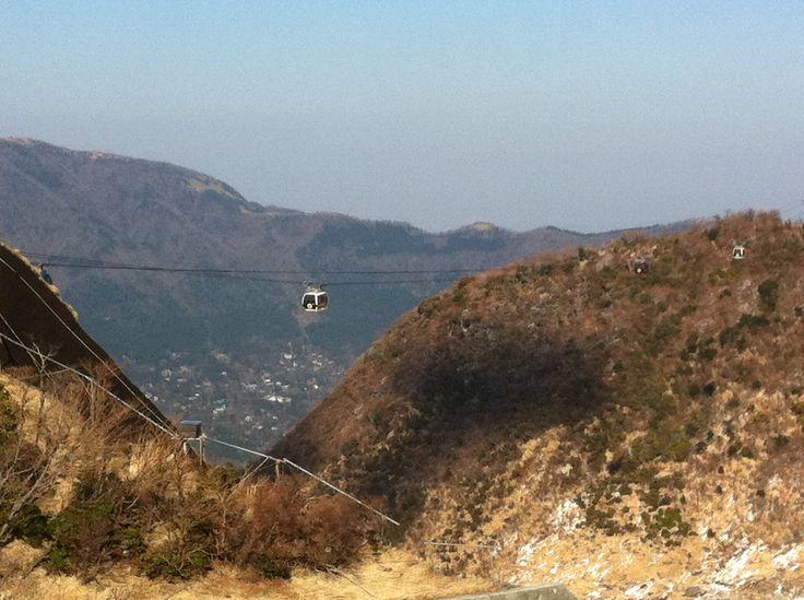 Hakone Rope Way to Owakudani