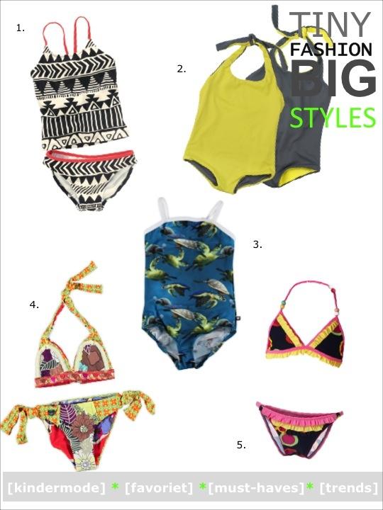 Yporqué bathing suit posted at JustByManon !  De leukste bikinis & badpakken voor meiden | zomer 2013 | little fashion BIG styles | kindermode