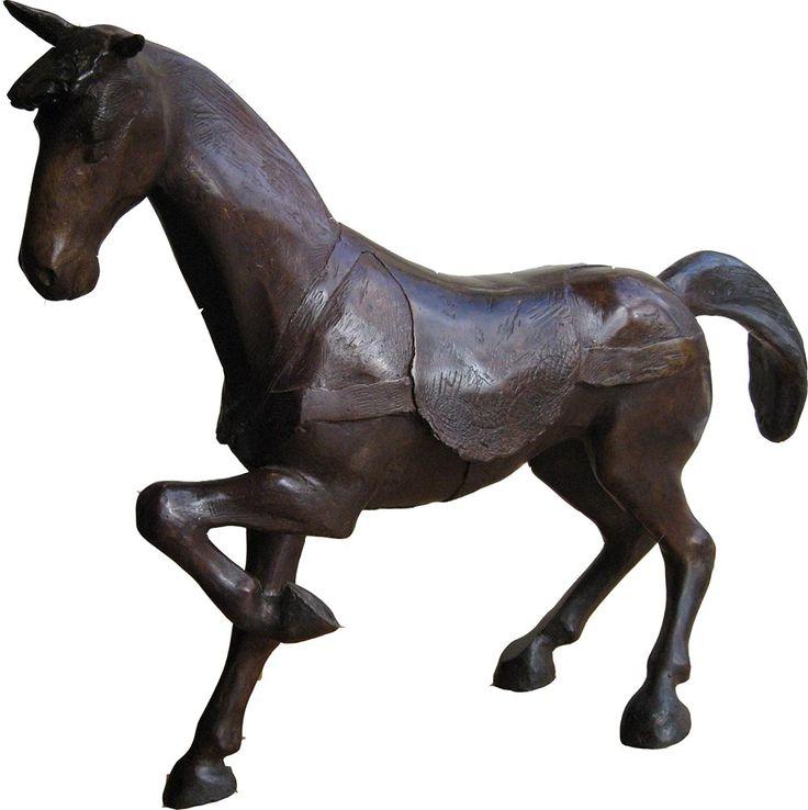 'Carousel Highstepper' by John Mills Bronze: 22''h x 24''long Edition 3/6