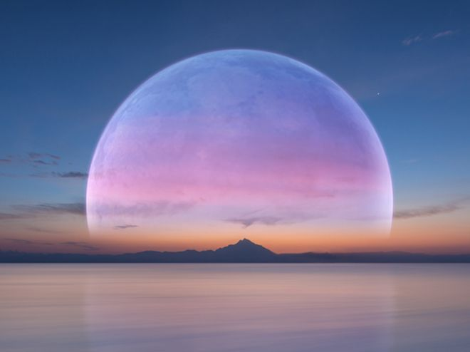Dieser Mond Schenkt Ihnen Eine 2 Chance Mond Und Die Zwei