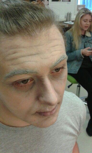 Aged makeup sfx