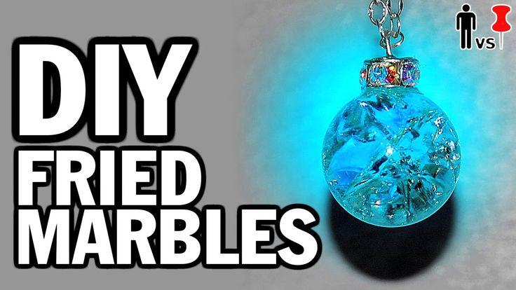 DIY Fried Marbles - Man Vs. Pin #43