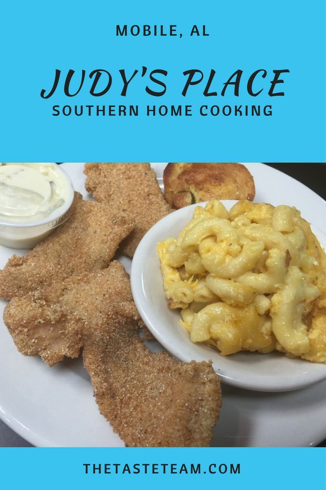 Judy's Place Mobile, AL Southern Home Cooking