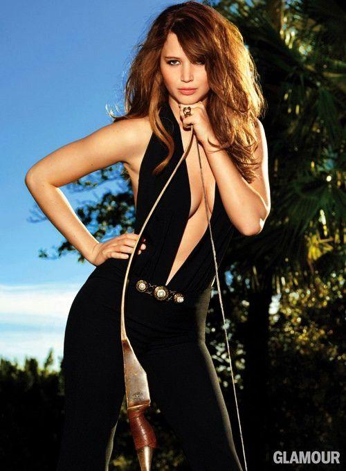 Jennifer Lawrence dresses to impress | Hot Celebrity ...