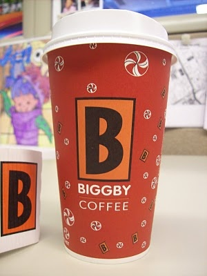 Biggby Coffee ~ The BEST THING IN THE UNIVERSE!!!  Oh How I agree!!