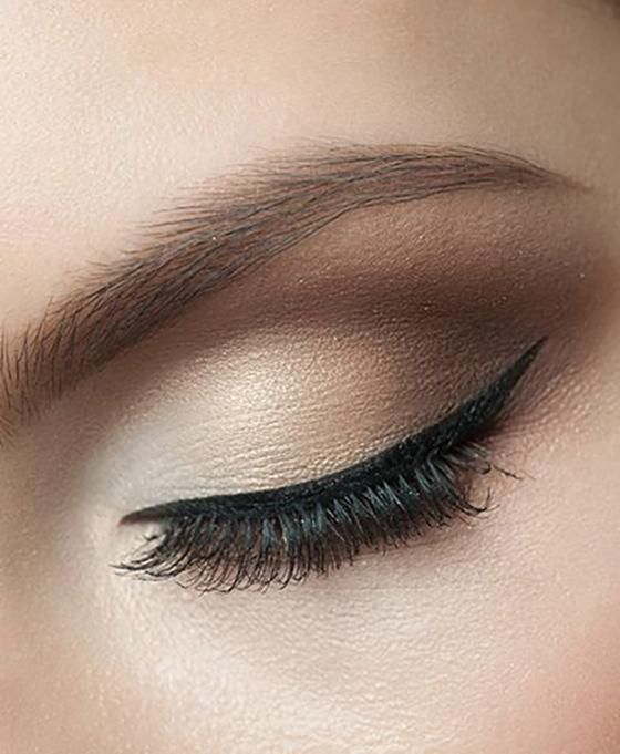 Eyeshadow, Eyeliner and Mascara Idea