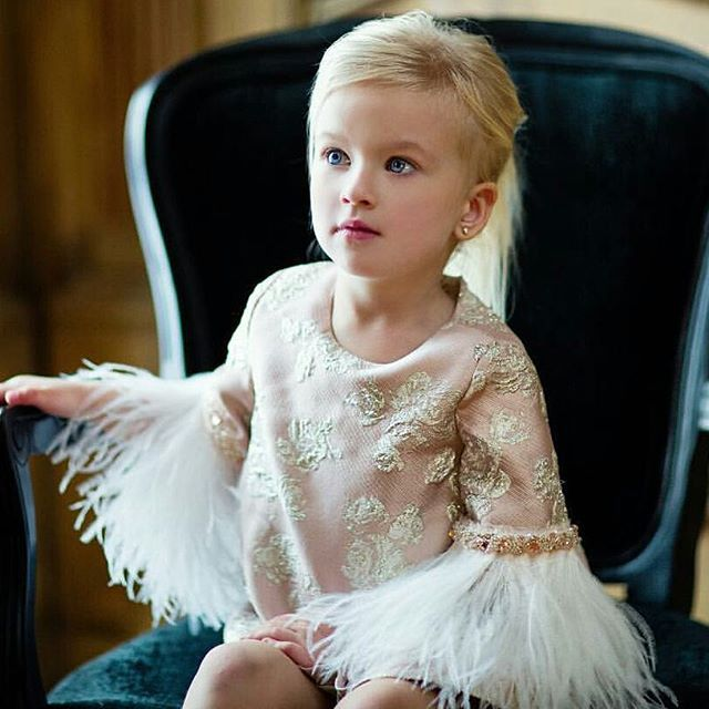The prettiest princess wear #bibionacouture @smitfoto more on @couturenotebookkids