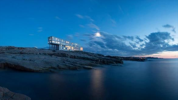 The Latest - News - Fogo Island Inn Selected as Founding Member of National Geographic Society Unique Lodges of the World