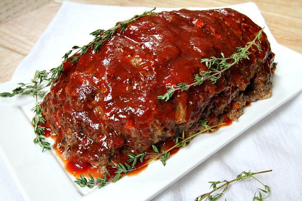 Here's an easy recipe for Honey Barbecue Sausage Meatloaf - a great comfort food dinner to make for your family.