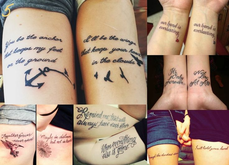 Tatuaje cu mesaje