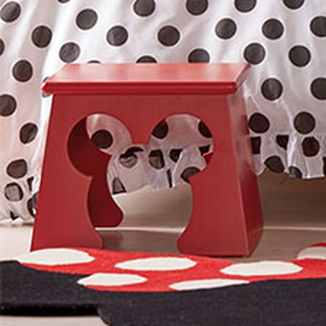Shop Disney Ottomans and Stools | Disney Living Collection | Ethan Allen