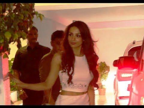 Malaika Arora Khan at Karan Johar's 42nd Birthday Party.