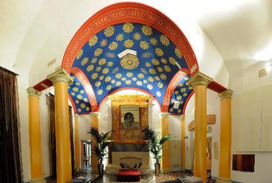 Il Convento dei Fiori di Seta Bologna Italy, Reception Area
