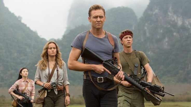 Kong: Skull Island - Movie - Top Best Movies Club