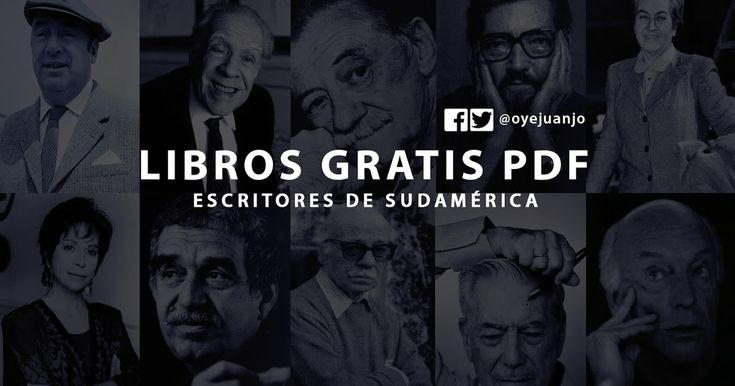 362 Libros Gratis PDF Escritores de Sudamerica