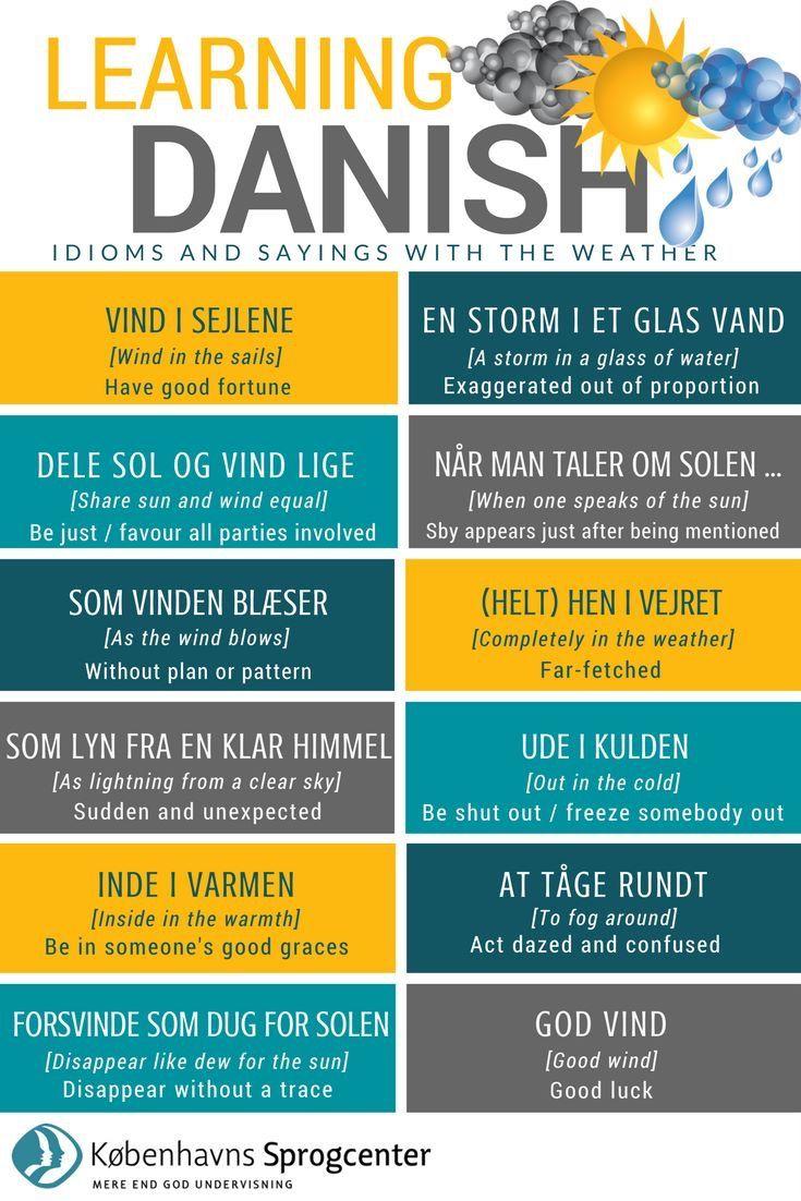 Learning Danish