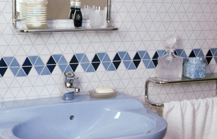 35 best images about salles de bains emaux de briare on pinterest contemporary vanity glazed - Briare carrelage ...