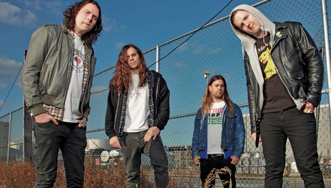 Luke Boerdam of Violent Soho Another local encounter with the other side, Luke Boerdam of Brisbane band Violent Soho, swears he had a rather...
