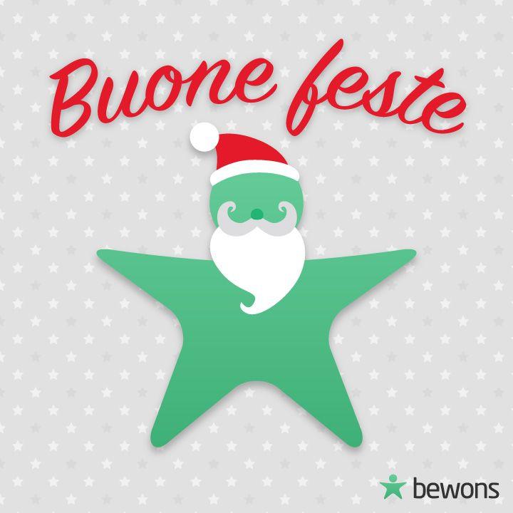 Buone feste a tutti dallo staff di Bewons.com!   #natale #feste #auguri #danza #musica #teatro #ballo